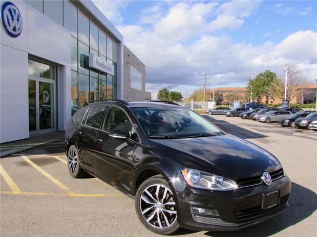 2016 Volkswagen Golf Sportwagon 1.8 TSI Comfortline (Stk: 95517A) in Toronto - Image 1 of 20