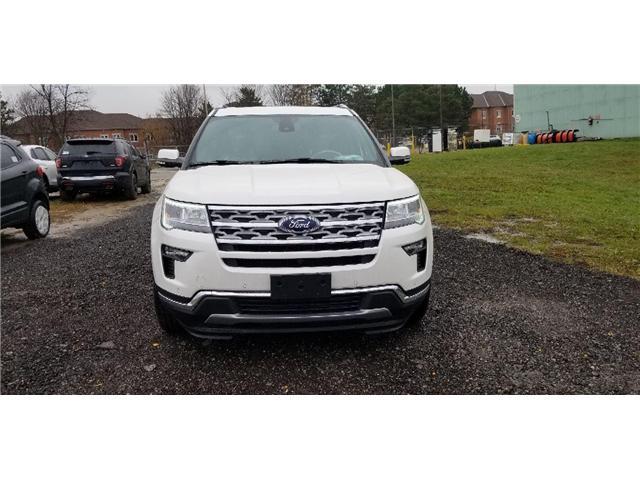 2019 Ford Explorer Limited (Stk: 19ER0322) in Unionville - Image 2 of 13