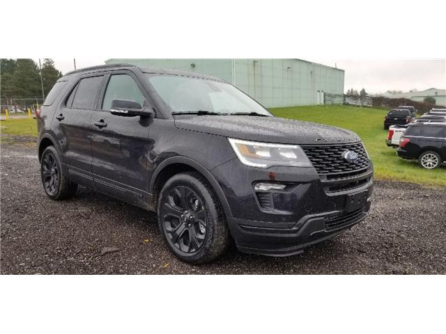 2019 Ford Explorer Sport (Stk: 19ER0321) in Unionville - Image 1 of 13