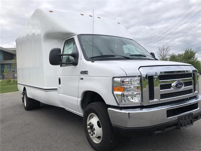 2018 Ford E-450 Cutaway Base (Stk: P8163) in Unionville - Image 1 of 12