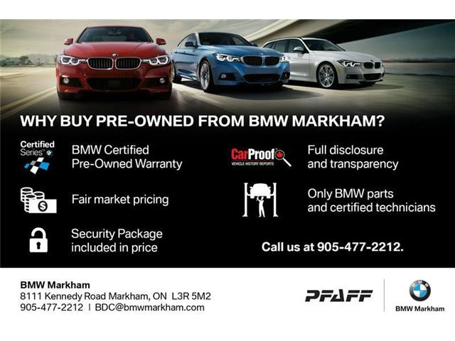 2015 BMW 320i xDrive (Stk: D11639) in Markham - Image 2 of 19