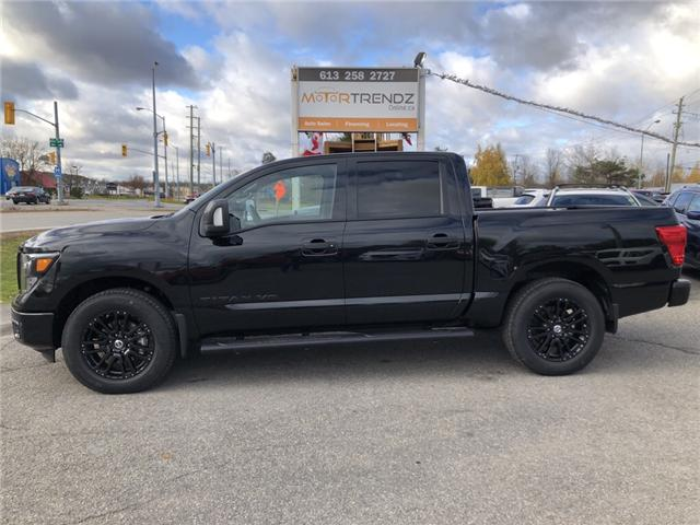 2018 Nissan Titan SV Midnight Edition (Stk: -) in Kemptville - Image 2 of 29