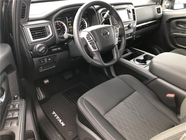 2018 Nissan Titan SV Midnight Edition (Stk: -) in Kemptville - Image 8 of 29