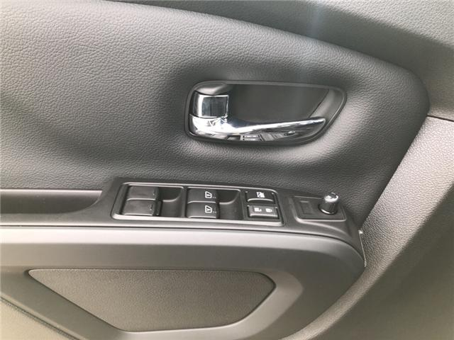 2018 Nissan Titan SV Midnight Edition (Stk: -) in Kemptville - Image 9 of 29