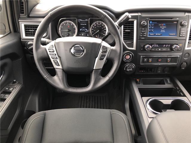 2018 Nissan Titan SV Midnight Edition (Stk: -) in Kemptville - Image 13 of 29