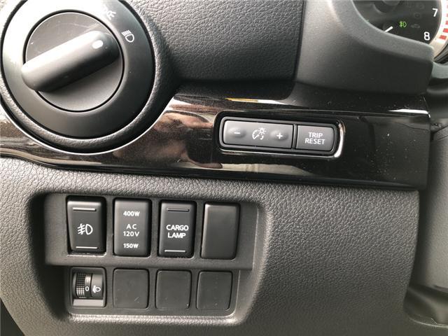 2018 Nissan Titan SV Midnight Edition (Stk: -) in Kemptville - Image 15 of 29