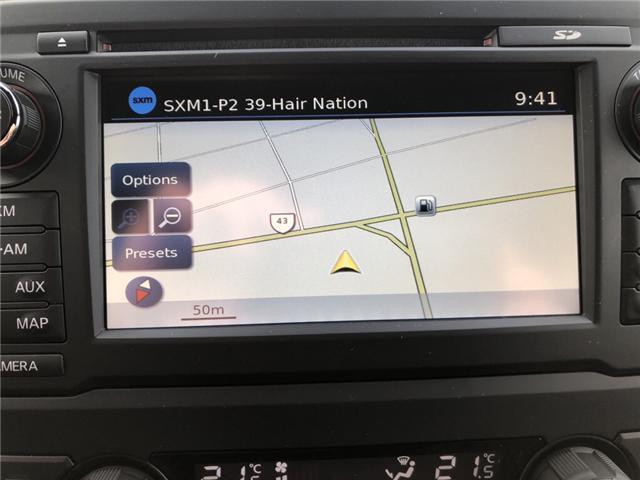 2018 Nissan Titan SV Midnight Edition (Stk: -) in Kemptville - Image 21 of 29