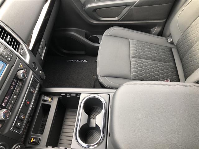 2018 Nissan Titan SV Midnight Edition (Stk: -) in Kemptville - Image 24 of 29