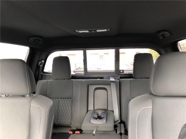 2018 Nissan Titan SV Midnight Edition (Stk: -) in Kemptville - Image 25 of 29