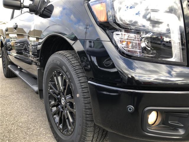 2018 Nissan Titan SV Midnight Edition (Stk: -) in Kemptville - Image 28 of 29