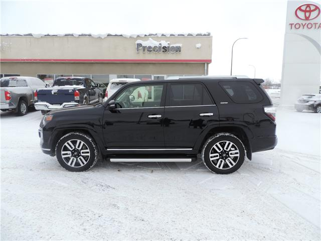 2017 Toyota 4Runner SR5 (Stk: 185491) in Brandon - Image 1 of 29