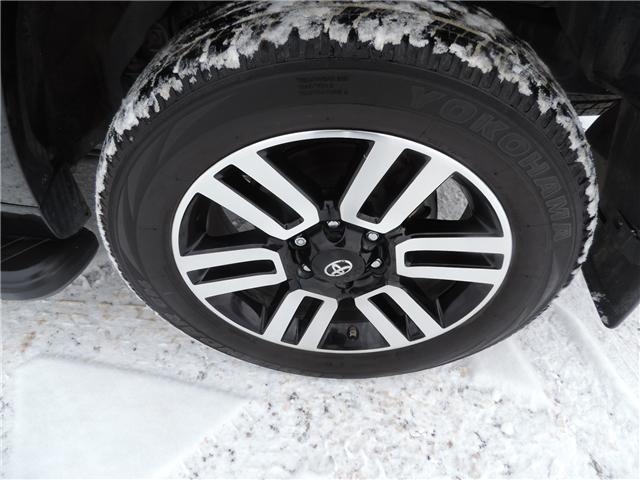 2017 Toyota 4Runner SR5 (Stk: 185491) in Brandon - Image 10 of 29