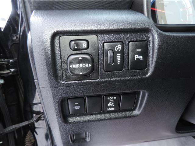 2017 Toyota 4Runner SR5 (Stk: 185491) in Brandon - Image 17 of 29