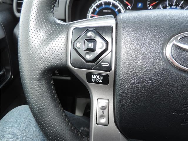 2017 Toyota 4Runner SR5 (Stk: 185491) in Brandon - Image 19 of 29