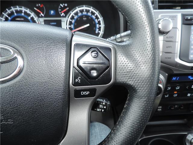 2017 Toyota 4Runner SR5 (Stk: 185491) in Brandon - Image 20 of 29