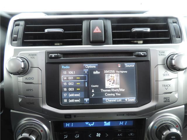 2017 Toyota 4Runner SR5 (Stk: 185491) in Brandon - Image 22 of 29