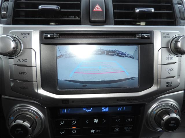 2017 Toyota 4Runner SR5 (Stk: 185491) in Brandon - Image 23 of 29
