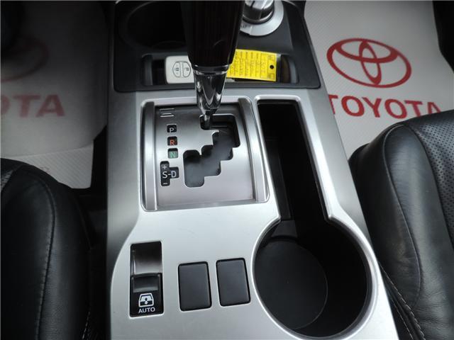2017 Toyota 4Runner SR5 (Stk: 185491) in Brandon - Image 26 of 29