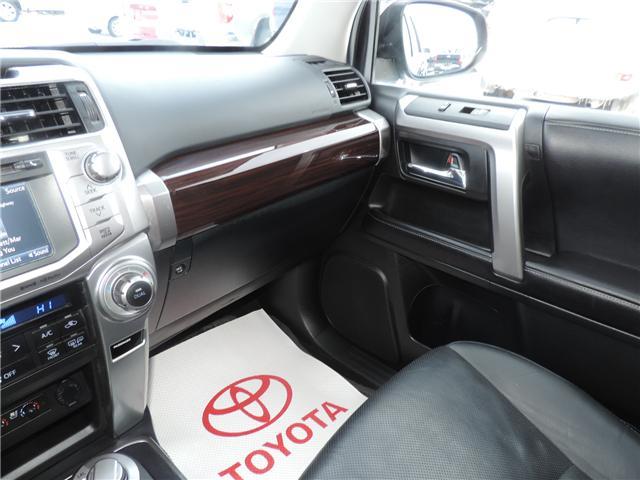 2017 Toyota 4Runner SR5 (Stk: 185491) in Brandon - Image 28 of 29