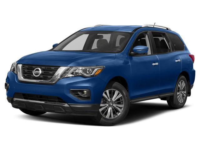 2019 Nissan Pathfinder SL Premium (Stk: KC585512) in Whitby - Image 1 of 9