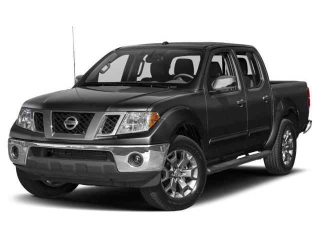 2019 Nissan Frontier Midnight Edition (Stk: KN708989) in Whitby - Image 1 of 9