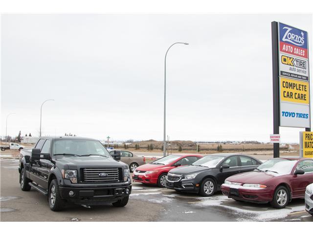 2012 Ford F-150 FX4 (Stk: C002) in Brandon - Image 1 of 14