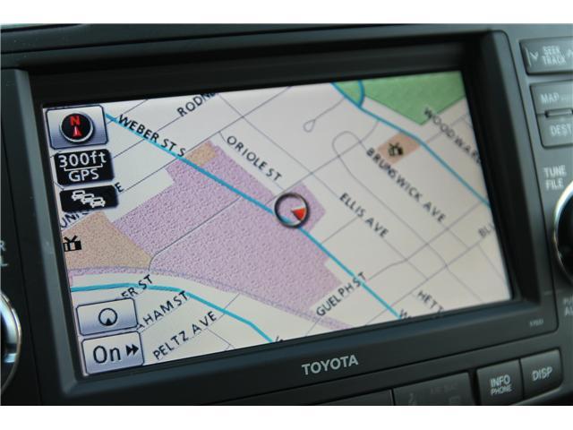 2012 Toyota Highlander V6 Limited (Stk: 1810510) in Waterloo - Image 9 of 30