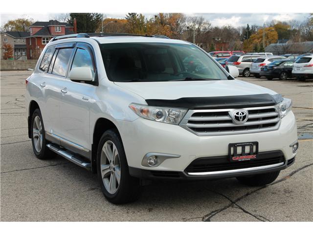 2012 Toyota Highlander V6 Limited (Stk: 1810510) in Waterloo - Image 6 of 30