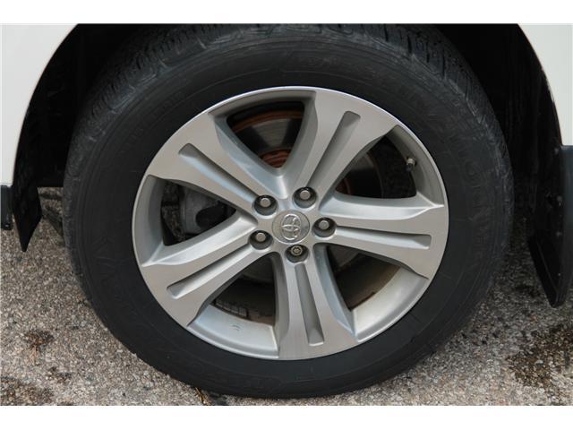 2012 Toyota Highlander V6 Limited (Stk: 1810510) in Waterloo - Image 30 of 30