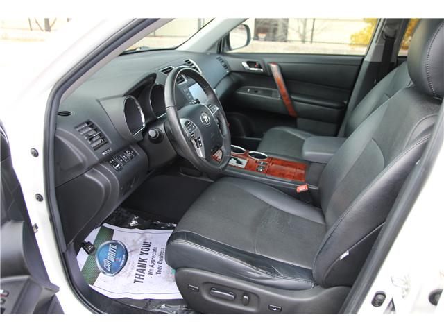 2012 Toyota Highlander V6 Limited (Stk: 1810510) in Waterloo - Image 12 of 30