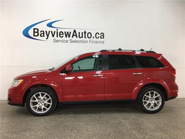 2018 Dodge Journey GT (Stk: 33658EJ) in Belleville - Image 1 of 28