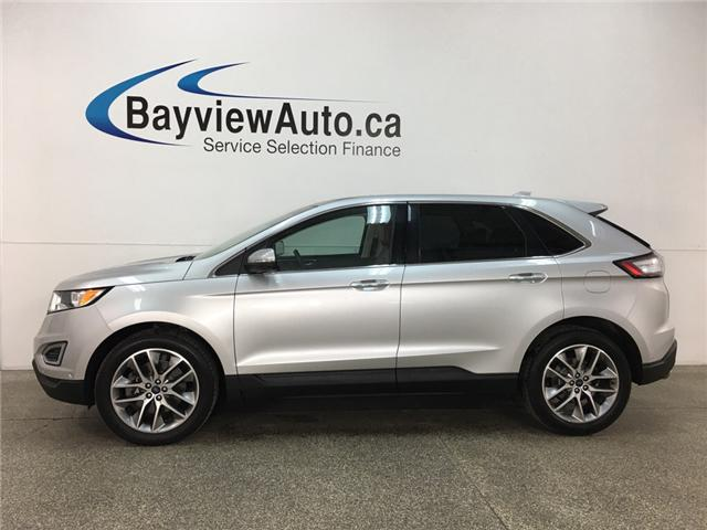 2017 Ford Edge Titanium (Stk: 33659EJ) in Belleville - Image 1 of 29