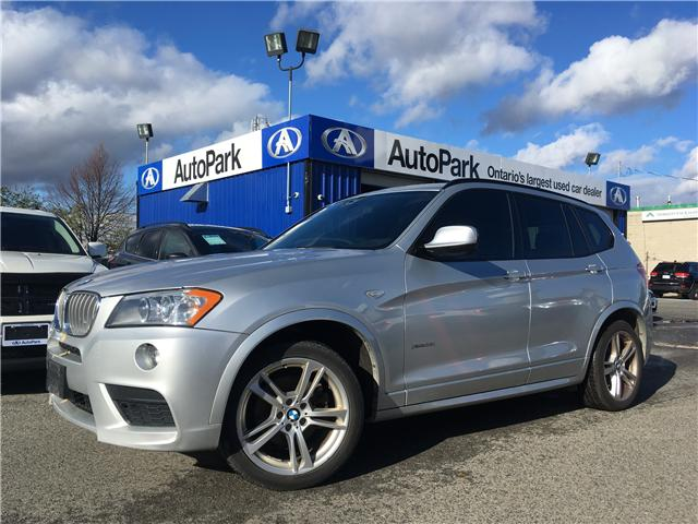 2013 BMW X3 xDrive35i (Stk: 13-82145) in Georgetown - Image 1 of 25
