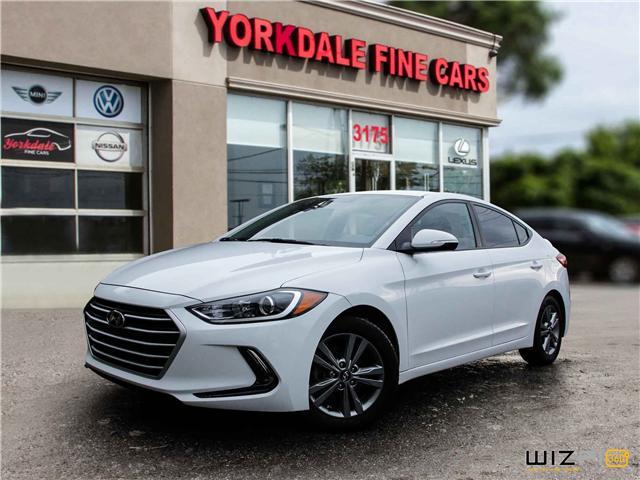 2017 Hyundai Elantra GL (Stk: Y1 5589) in Toronto - Image 1 of 26
