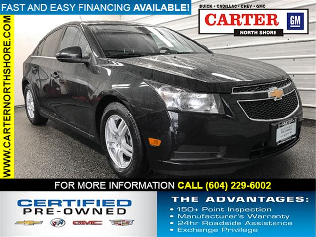 2014 Chevrolet Cruze 1LT (Stk: 8E79161) in North Vancouver - Image 1 of 28