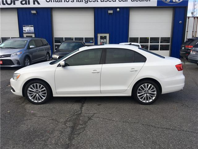 2012 Volkswagen Jetta 2.0 TDI Highline (Stk: 12-55467) in Georgetown - Image 8 of 25