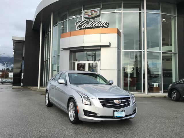 2015 Cadillac ATS 2.5L (Stk: 971390) in North Vancouver - Image 2 of 27