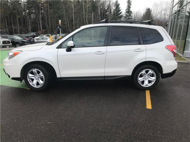 2014 Subaru Forester 2.5i (Stk: 18323-1) in Pembroke - Image 2 of 16