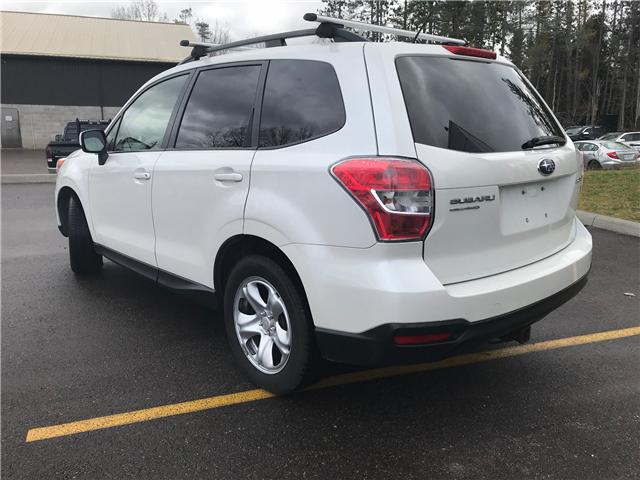2014 Subaru Forester 2.5i (Stk: 18323-1) in Pembroke - Image 3 of 16