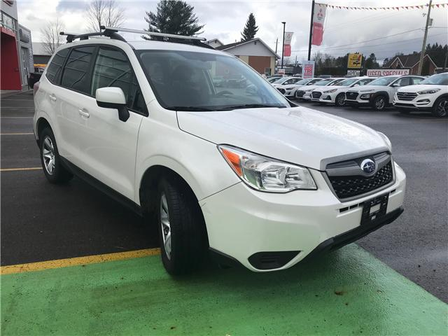 2014 Subaru Forester 2.5i (Stk: 18323-1) in Pembroke - Image 6 of 16