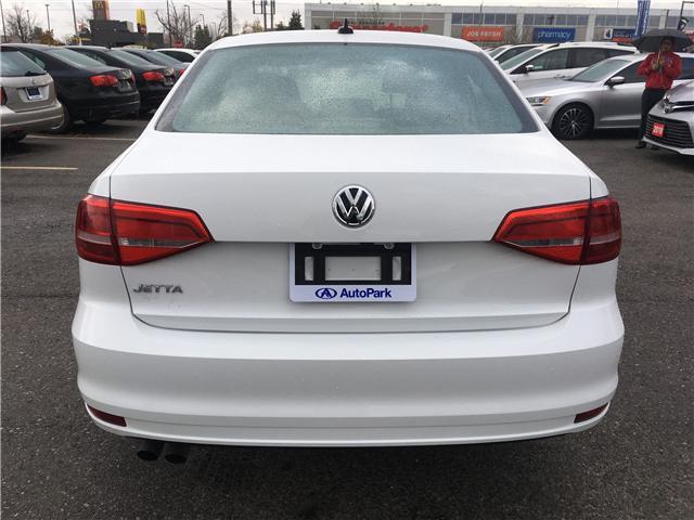 2015 Volkswagen Jetta 2.0L Trendline (Stk: 15-02404) in Georgetown - Image 6 of 24