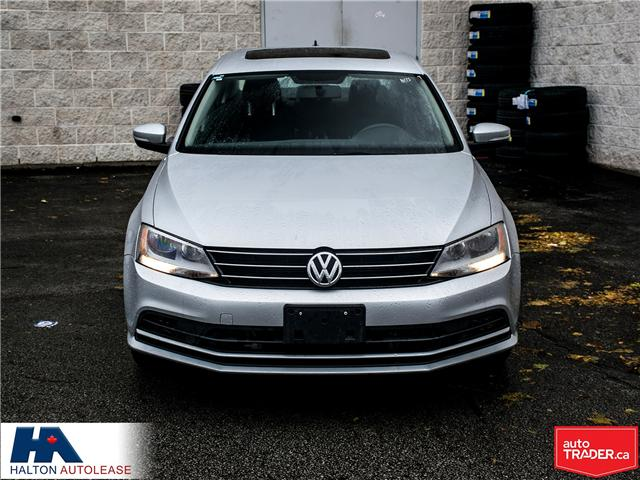2016 Volkswagen Jetta 1.4 TSI Trendline (Stk: 309130) in Burlington - Image 2 of 17