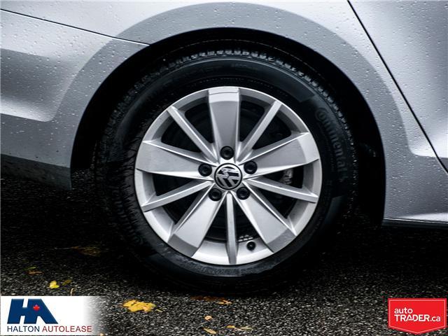 2016 Volkswagen Jetta 1.4 TSI Trendline (Stk: 309130) in Burlington - Image 7 of 17
