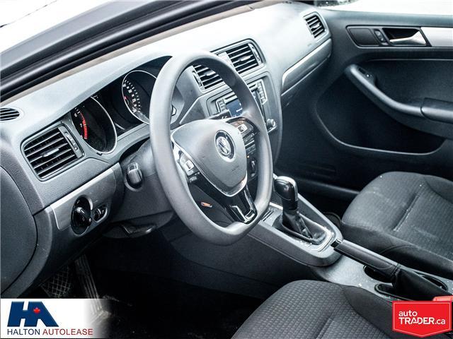 2016 Volkswagen Jetta 1.4 TSI Trendline (Stk: 309130) in Burlington - Image 11 of 17