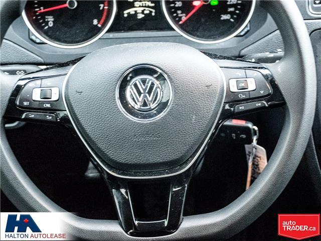 2016 Volkswagen Jetta 1.4 TSI Trendline (Stk: 309130) in Burlington - Image 16 of 17
