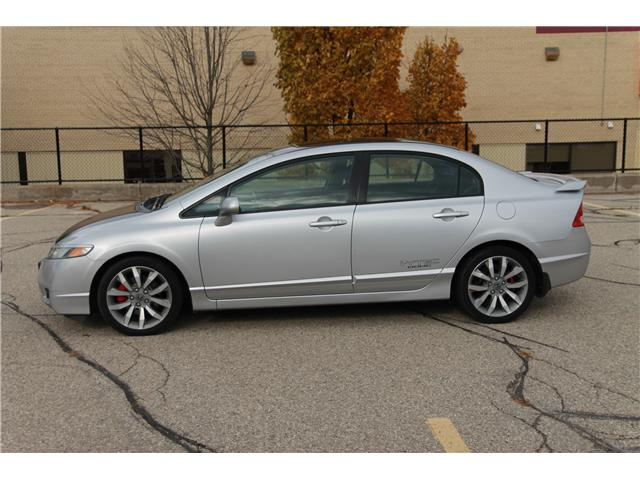 2009 Honda Civic Si (Stk: 1810523) in Waterloo - Image 2 of 26