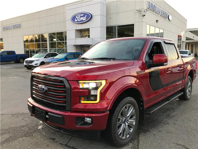 2016 Ford F-150 Lariat (Stk: OP18336) in Vancouver - Image 1 of 25