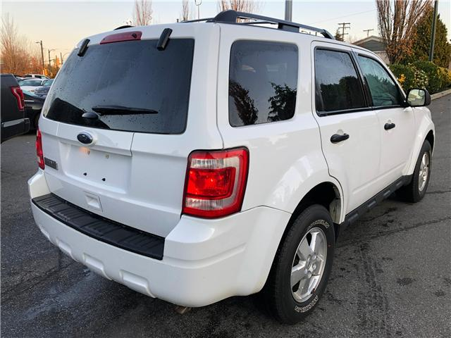 2011 ford escape xlt automatic at 14995 for sale in vancouver brown bros ford. Black Bedroom Furniture Sets. Home Design Ideas