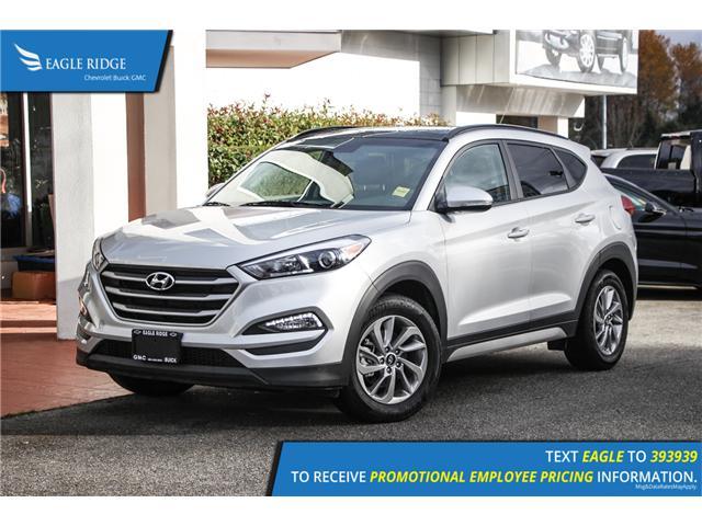 2018 Hyundai Tucson SE 2.0L (Stk: 189105) in Coquitlam - Image 1 of 18