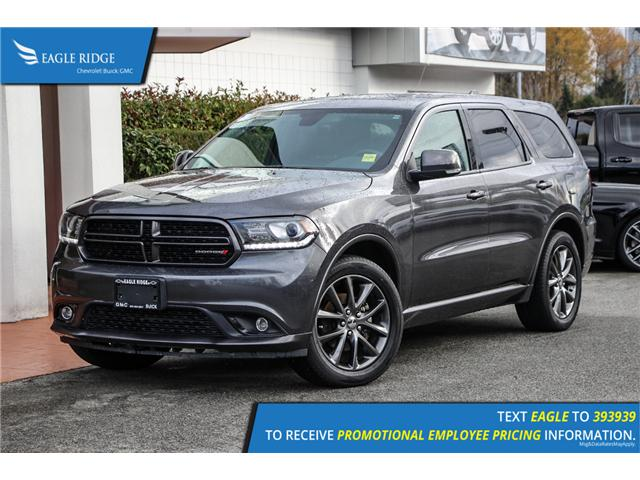 2018 Dodge Durango GT (Stk: 189141) in Coquitlam - Image 1 of 17
